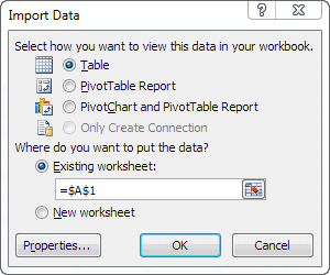 Excel-2010-Data-Other-Data-Sources-Select-Microsoft-Query-Query-From-MS-Access-Exit-Return-Data-To-Excel-Final-Import-Data-Screenshot