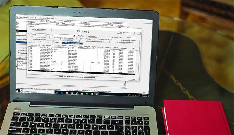 Truck Maintenance Software] 🛠 Small Fleet Maintenance Software
