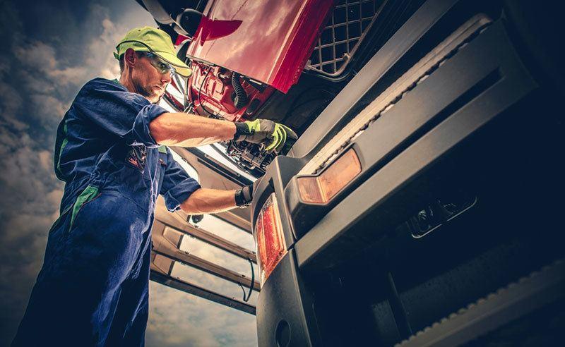 Semi Truck Inspection And Repair